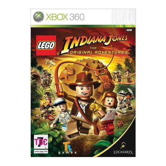 Lego Indiana Jones - The Original Adventures (Xbox 360)