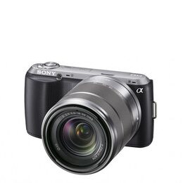 Sony Alpha NEX-C3K with 18-55mm lens Reviews