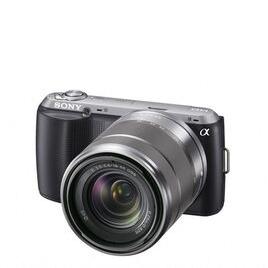 Sony Alpha NEX-C3K with 18-55mm lens Reviews