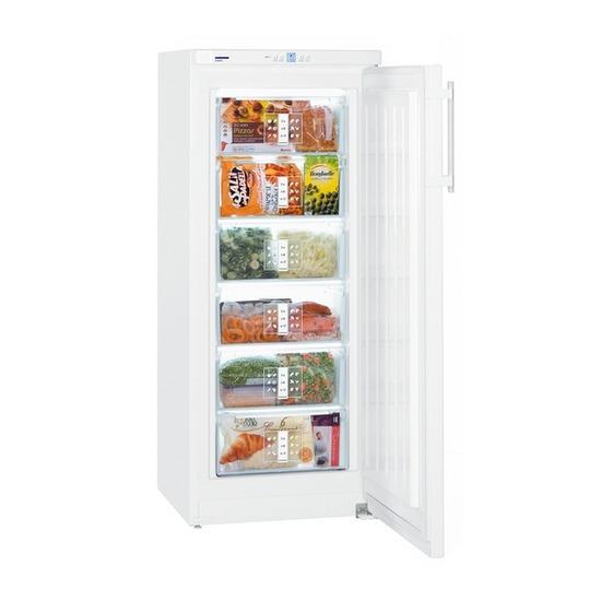 Liebherr G2433 Tall Freezer - White