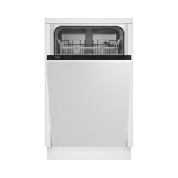 Beko DIS15012 Slimline Fully Integrated Dishwasher Reviews