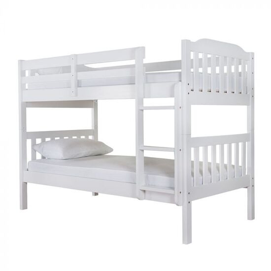 Silentnight Pippin Bunk Bed in White