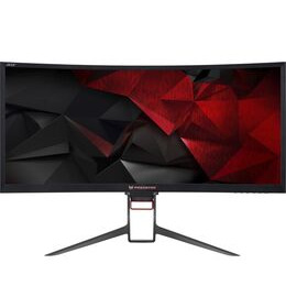 Acer Predator Z35P Quad HD 35 Curved LED Gaming Monitor - Black Reviews