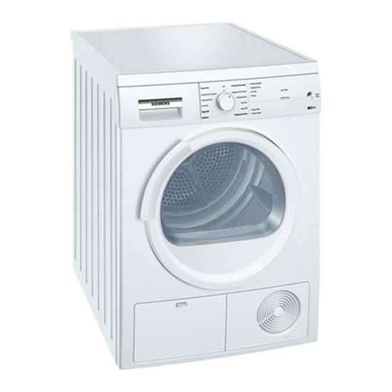 Siemens iQ100 WT46E100GB