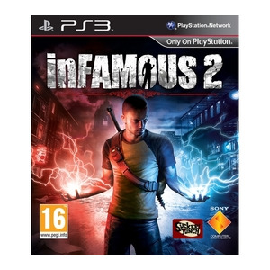 Photo of Infamous 2 (PS3) Video Game
