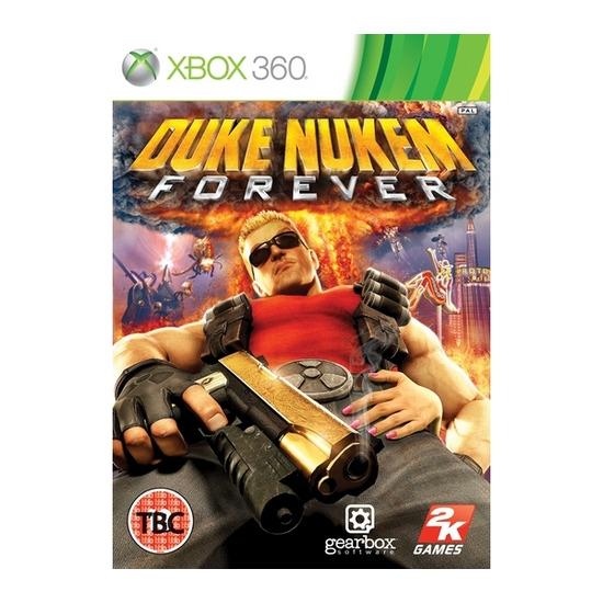 XBOX360 Duke Nukem Forever - for Xbox 360