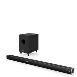 Sharp HT-SBW260 600W 3.1 slim soundbar with wireless subwoofer Reviews