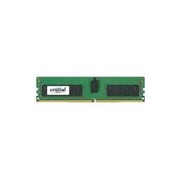 Crucial 16GB DDR4-2400 PC4-19200 RDIMM Memory Module