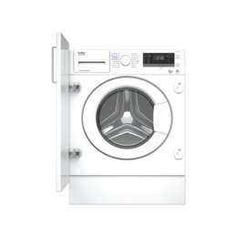 Beko WDIX7523000 Integrated 7 kg Washer Dryer Reviews