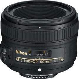 Nikon AF-S 50mm f1.8G Reviews