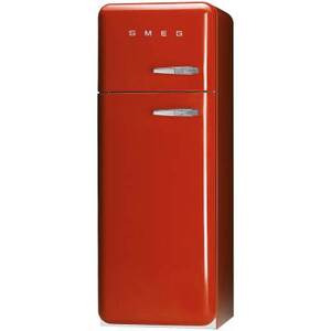 Photo of Smeg FAB30YR 50's Retro Style (Red + Left Hinge) Fridge Freezer