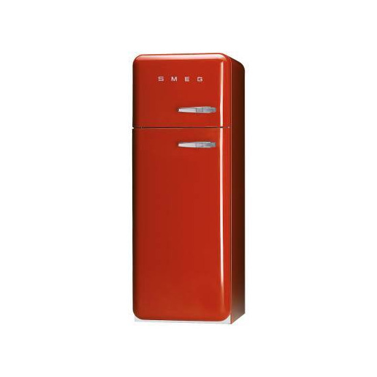 Smeg FAB30YR 50's Retro Style (Red + Left Hinge)
