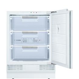 BOSCH GUD15A50GB Built-in Undercounter Freezer - White Reviews