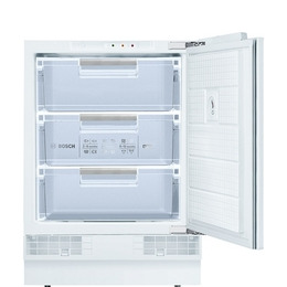 BOSCH GUD15A50GB Built-in Undercounter Freezer - White Reviews