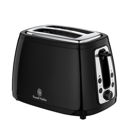 Russell Hobbs Heritage Farmhouse 2-Slice Toaster - Black Reviews