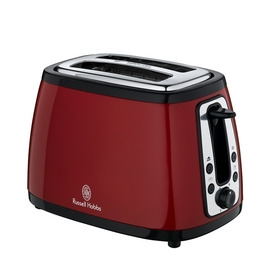 Russell Hobbs Heritage Farmhouse 2-Slice Toaster - Red Reviews