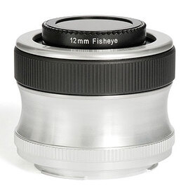 Lensbaby Scout with Fisheye Optic