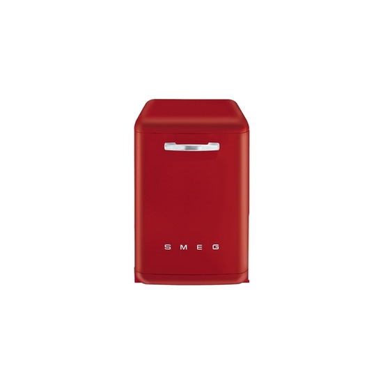 SMEG DF6FABR Full-size Dishwasher - Red