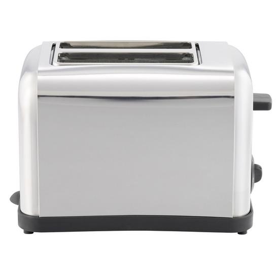 Logik L02TPS11 2-Slice Toaster - Stainless Steel