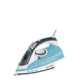 Breville VIN222 2400W Steam Iron - White, Aqua & Grey Reviews