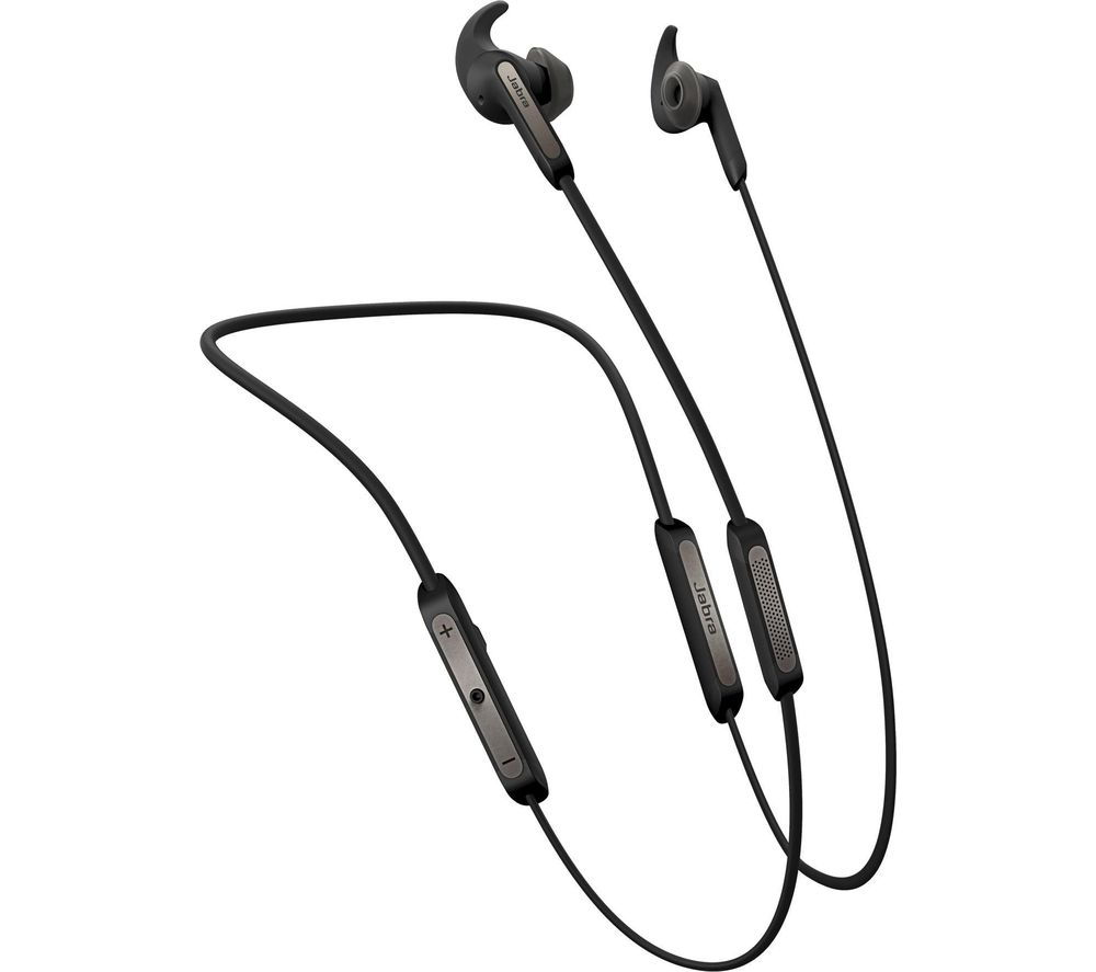 Jabra Elite 45e Wireless Bluetooth Headphones Titanium Black Reviews Compare Prices And Deals Reevoo