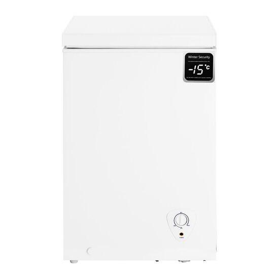 ESSENTIALS C97CFW18 Chest Freezer White