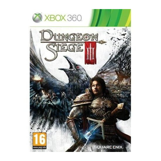 SQUARE ENIX Dungeon Siege 3 - for Xbox 360