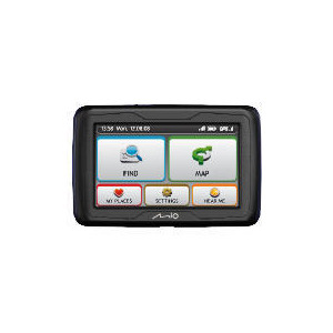 Photo of Navman Mio 460WEU Satellite Navigation