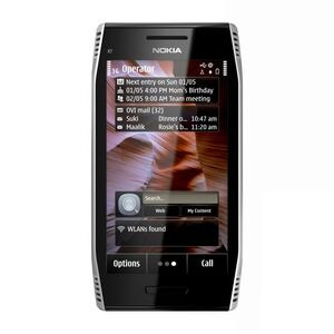 Photo of Nokia X7 Mobile Phone