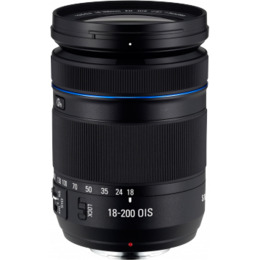 Samsung 18-200mm f3.5-6.3 ED OIS iFunction Lens
