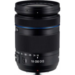Photo of Samsung 18-200MM F3.5-6.3 ED OIS IFunction Lens Lens