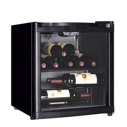 CURRYS ESS CCWC16B11 Wine Cooler - Black Reviews