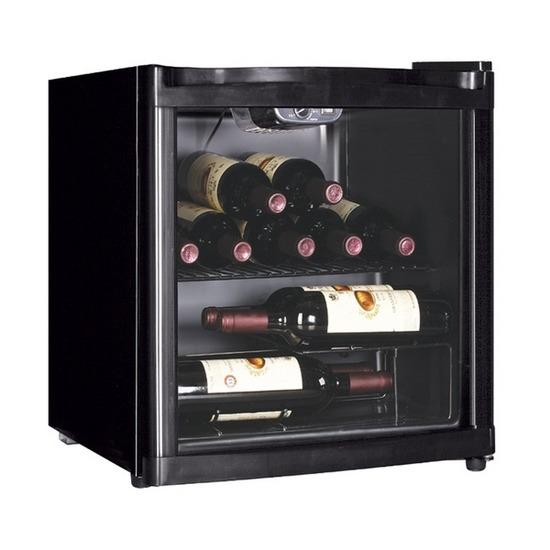 CURRYS ESS CCWC16B11 Wine Cooler - Black