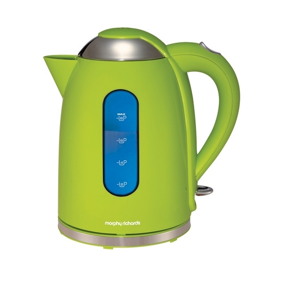 Morphy Richards 43804 Accents Cordless Kettle - Lime Green