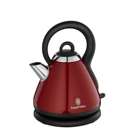 Russell Hobbs 18257 Cordless Kettle - Red Reviews