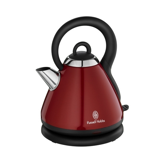 Russell Hobbs 18257 Cordless Kettle - Red