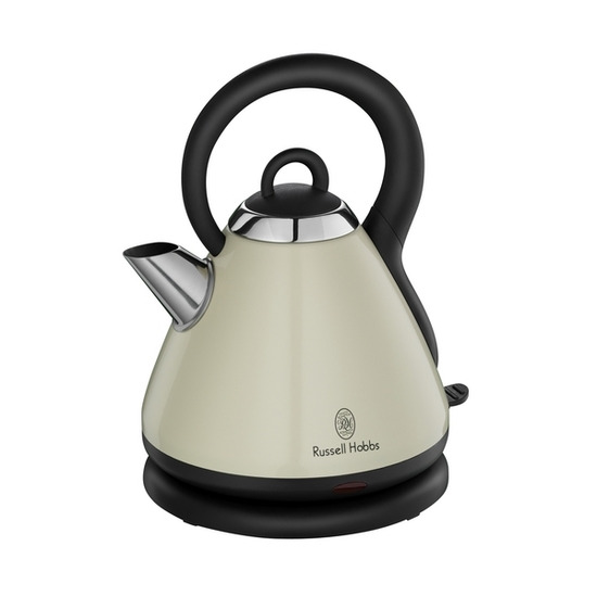Heritage 18256 Traditional Kettle - Country Cream