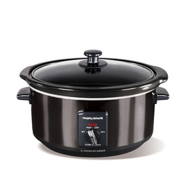 Morphy Richards Accents 48738 Slow Cooker - Black Reviews
