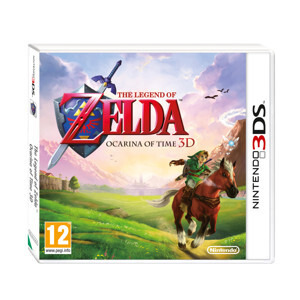 Photo of The Legend Of Zelda: Ocarina Of Time (3DS) Video Game
