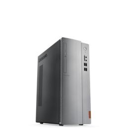 LENOVO Ideacentre 510-15IKL Desktop PC - Silver Reviews