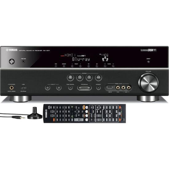 Yamaha RX-V571 Reviews - Compare Prices and Deals - Reevoo
