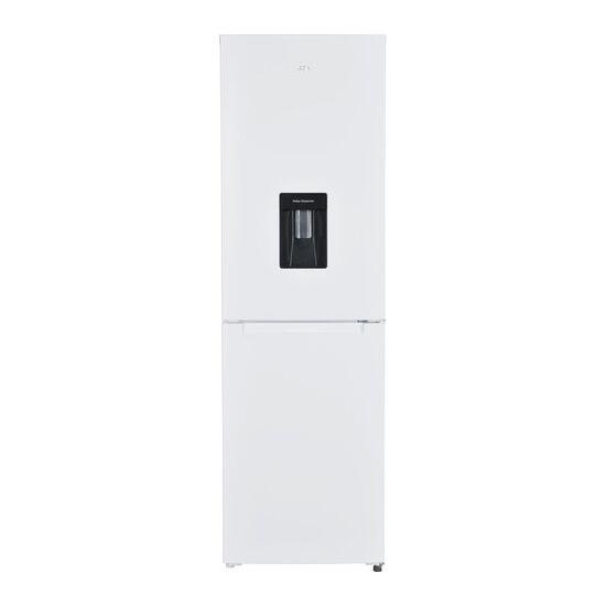 LOGIK LSD55W18 50/50 Fridge Freezer - White