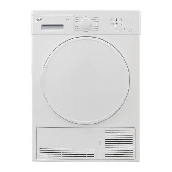 LOGIK LCD7W18 7 kg Condenser Tumble Dryer