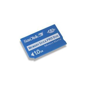 Photo of Sandisk SDMSPD 1024 E10M Memory Card