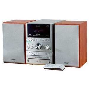 Photo of Sony CMT-SPZ90 HiFi System