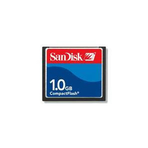 Photo of Sandisk SDCFB 1024 E10 Memory Card