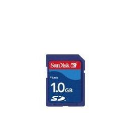 SANDISK 1GB SECURE DIGITAL CARD Reviews