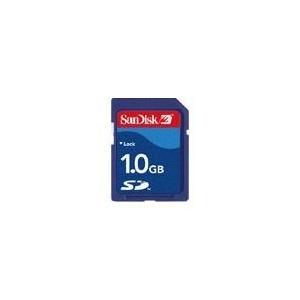 Photo of SANDISK 1GB SECURE DIGITAL CARD Memory Card