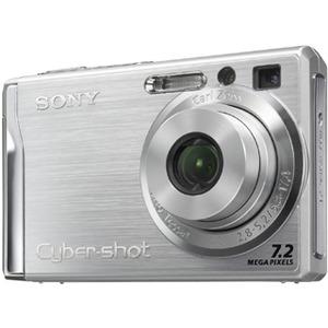 Photo of Sony Cybershot DSC-W80 Digital Camera