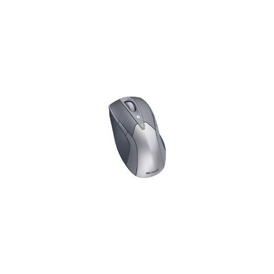 Wireless Laser Mouse 8000 Eng Brit Aluminum Uk